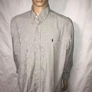 Ralph Lauren Shirts - Ralph Lauren Yarmouth Size 16 1/2
